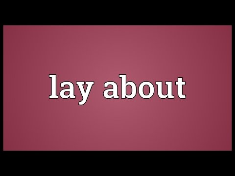 Header of lay about