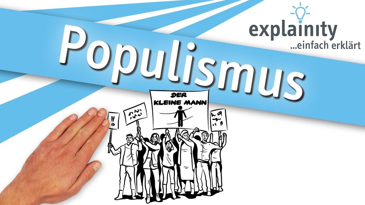 Populismus Definition