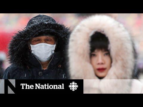 Russian Guards Patrol Asian Neighbourhoods Amid Coronavirus Panic