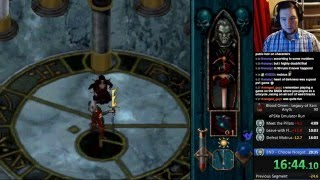 Blood Omen: Legacy of Kain Speedrun 19:57 [WR] w/ Commentary