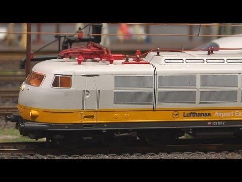 Model Train Paradise - Famous Model Railroad Layout built ...