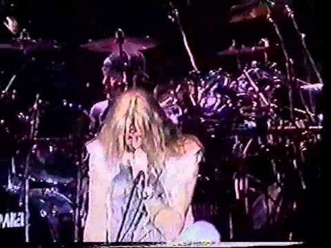 Saxon Live Milano 1995 - Dogs Of  War Tour - Full Concert