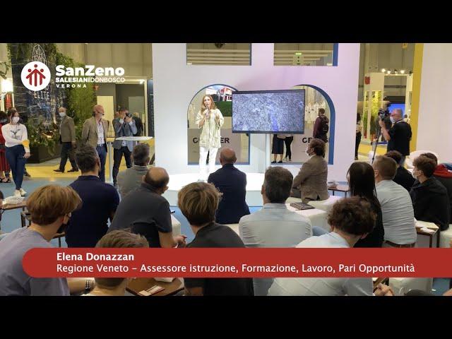 A Marmomac 2021 protagonista la Scuola Arte e Automazione del Marmo - intervento Elena Donazzan