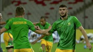 Australia vs Tajikistan (AFC U-19 Championship: Group stage)