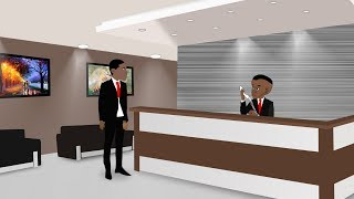 The Receptionist - Takpo