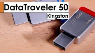 Kingston DataTraveler 50 İnceleme (Review)