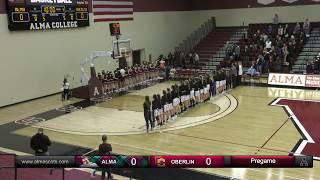 Women's Basketball - Alma College vs. Oberlin College