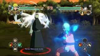 Naruto Shippuuden Ultimate Ninja Storm 3 Full Burst ONLINE [ИгроПроходимец] Part 151