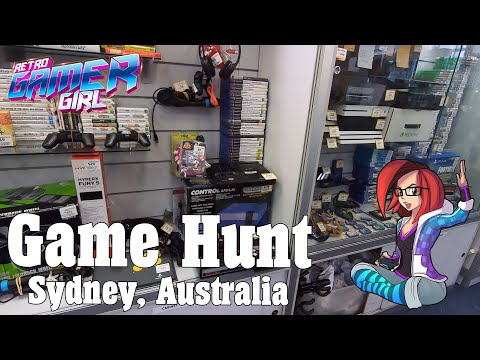 Game Hunting In Sydney Australia | Cash Converters & Thrift Stores!