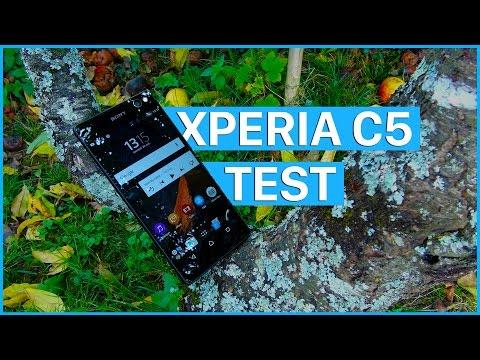 Le meilleur SelfiePhone ? // Review complet du Sony Xperia C5 Ultra Dual