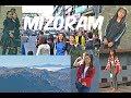 Beautiful Mizoram Girls | City Streets | Mountains  HD