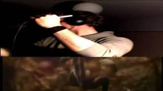massive attack teardrop Buzz-D (instrumental + vocal Cover ) hrd guitars new metal?