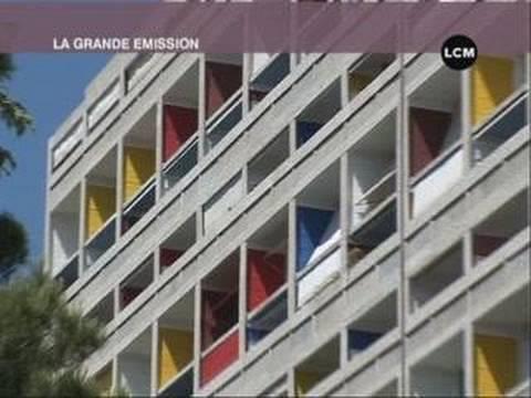 La cité radieuse, par Le Corbusier (Prado - Marseille)
