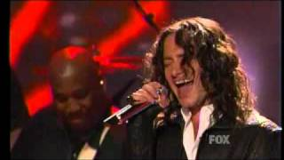 Constantine Maroulis : Unchained Melody : American Idol Live Performance