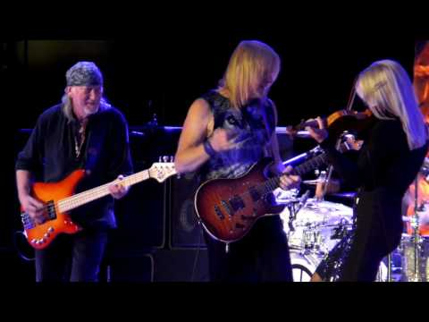 Deep Purple feat. Lidia Baich - Black Night live @ Wiener Stadthalle HD 2017 Vienna