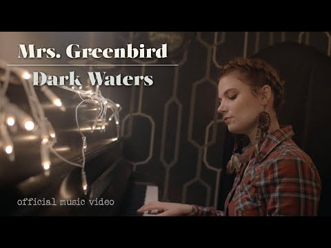 Mrs Greenbird - Dark Waters - Official Video (+lyrics) [americana, folk, pop] Mp3