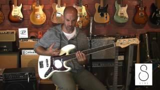 Sire Marcus Miller V7 fretless Bass demo