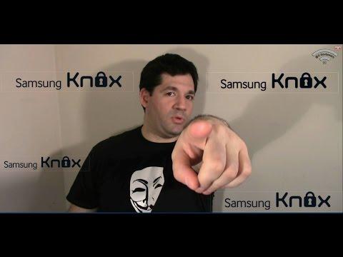 Que es el Knox en Samsung y para que sirve