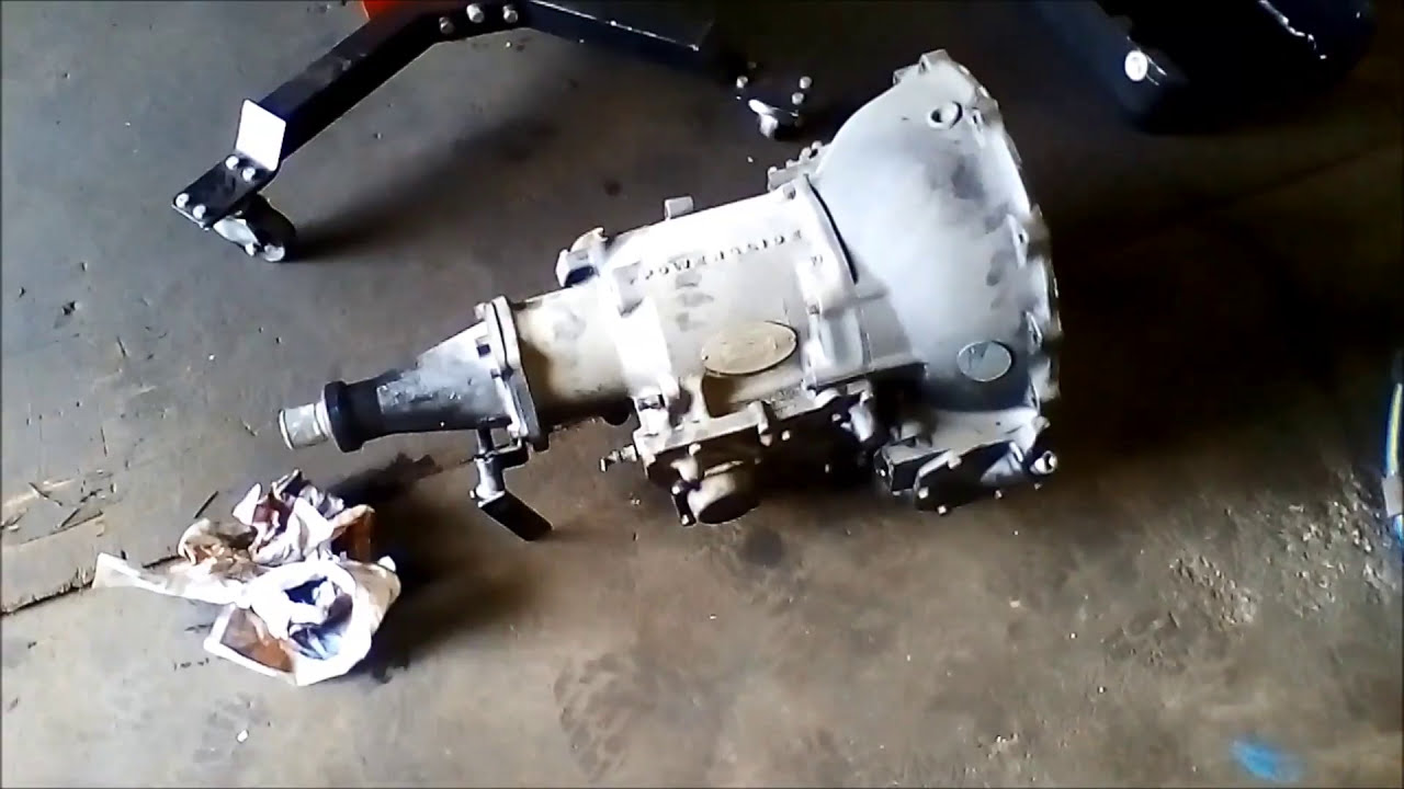 small resolution of chev powerglide cast iron rebuild part1of7 rebuild diy how to