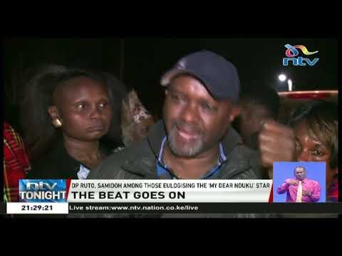 Kikuyu benga  star dies in a road crash at Blue Post Thika
