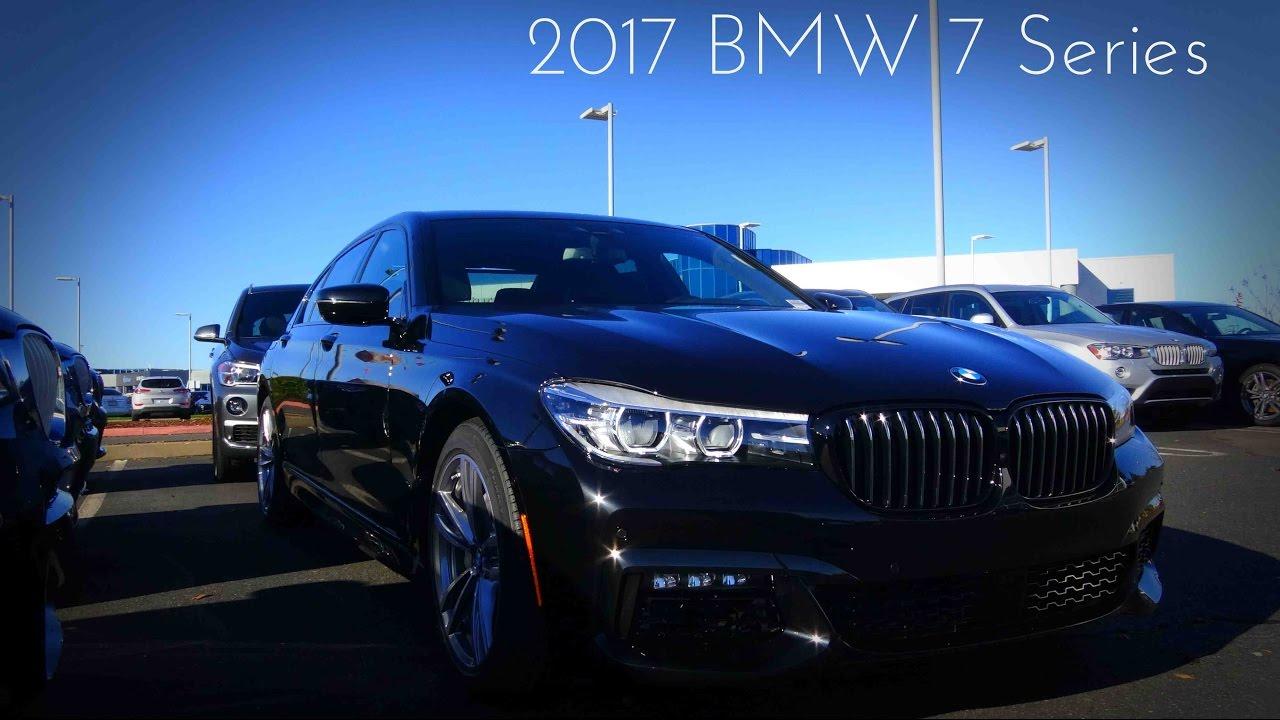 ניס 2017 BMW 7 Series 740i 3.0 L 6-Cylinder Turbocharged Review - YouTube AN-47