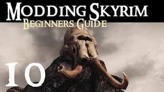 Beginner's Guide to Modding Skyrim - Part 10 : Problems