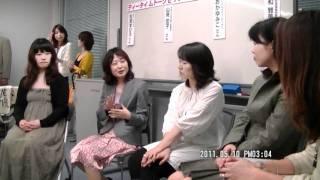 2011年5月10日③「キラリと光るビジネス小町」トークセッション