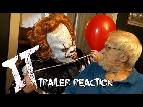 Nonno spacca il trailer it il pagliaccio youtube - Nonno spacca letto ...