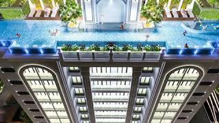 Tiện ích bên trong căn hộ De 1st Quantum Huế - Skybar - Hồ Bơi Vô Cực - Phòng Gym - Spa - 5 Sao