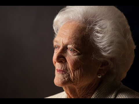 Nation remembers Barbara Bush in a celebration of her life