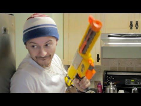 Nerf Sharpshooter!