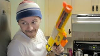 Nerf War: Nerf Sharpshooter!