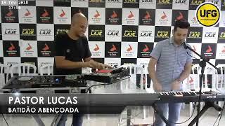 PR. LUCAS & IGOR DJ AO VIVO LOUVANDO JUNTOS A MÚSICA ( PINTOR DO MUNDO ) PROGRAMA BATIDÃO ABENÇO