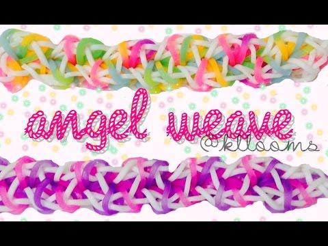NEW Angel Weave Bracelet Tutorial | How To