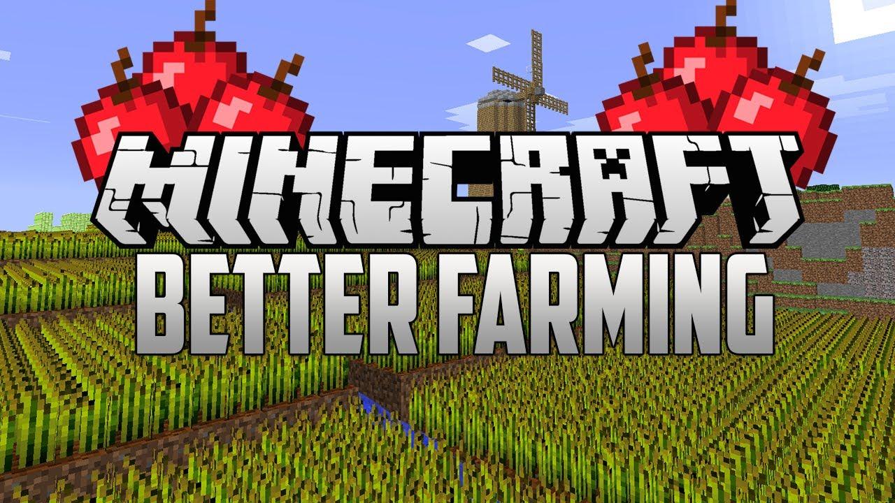 More Farming Mod Minecraft