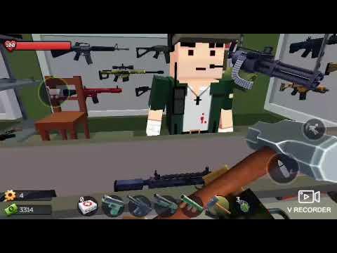 Game bắn zombie hay trên điện thoại [pixel combat zombies strike tập 1]