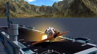 Building A Huge Flying Plane In Simple Planes