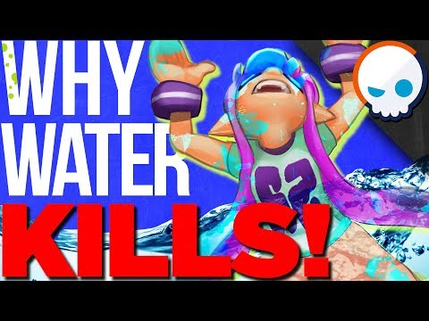 The REAL Reason Inklings DIE in Water! | Splatoon Theory - Gnoggin