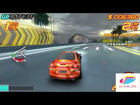 Asphalt Urban GT 2 Game │PSP Full Gameplay ▲ Asphalt Urban GT 2 Oyun PSP oynama