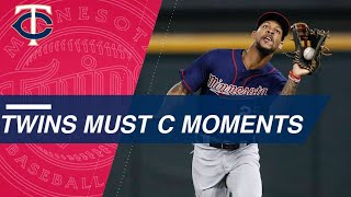 Must C: Top moments from the Twins' 2017 season