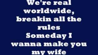 Replay - Sean Kingston (lyrics on screen)