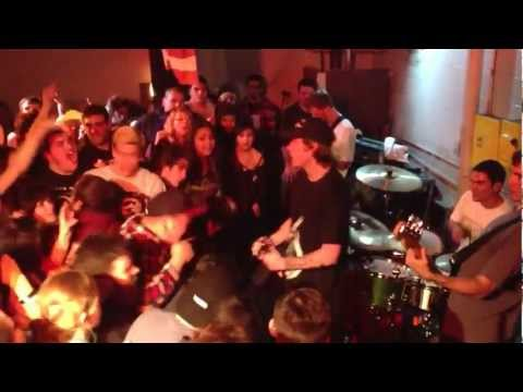 The Story So Far - Right Here (live at the Gasworks in Albuquerque, NM)