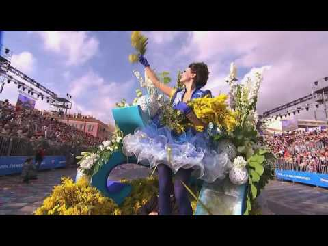 Dernier week-end du Carnaval de Nice 2017
