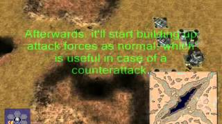 Warzone 2100 Contingency AI Battle 1 (NullBot 2.0 vs NullBotSW) part 1