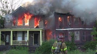 DETROIT HOUSE FIRE 7-13-12 HD 1080p