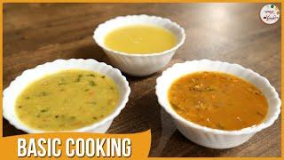 Dal   Maharashtrian Varan   Indian Recipe by Archana   Basic Cooking   Main Course in Marathi
