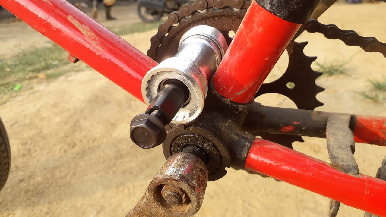 Cara Membuka Memasang Stang Garpu Sepeda Bekas Bagi Pemula By Bang Ewin