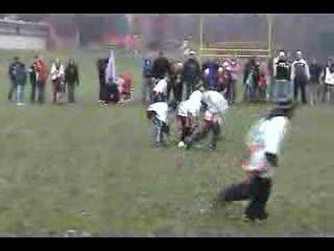 Superbowl 2007 Colts Wildcats Josh Running