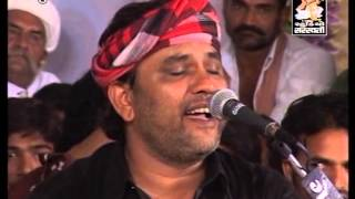 Kirtidan Gadhvi - Khodada Live - 2014 - Helo Maro Sunija - Latest Lok Dayro