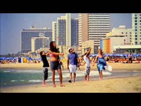 Promotional video from #Tel Aviv Beachfront Hostel's website